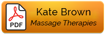 Kate Brown Massage Thearapies